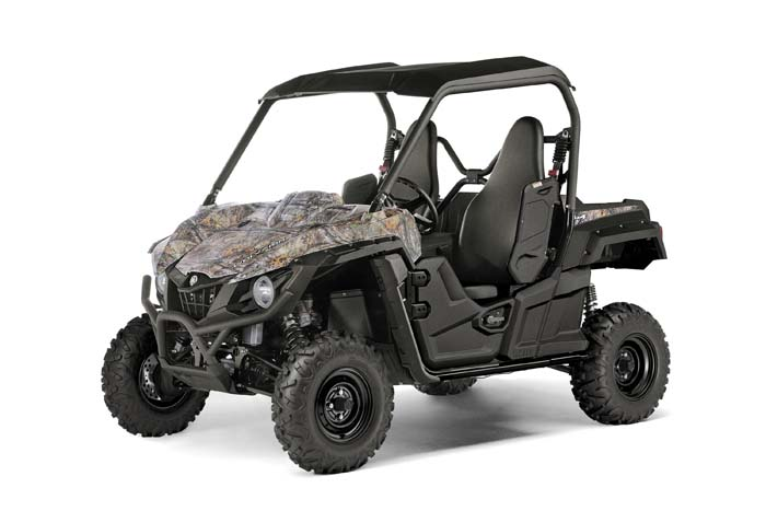 2016 Yamaha Wolverine R-Spec Side by Side - Realtree® Xtra®