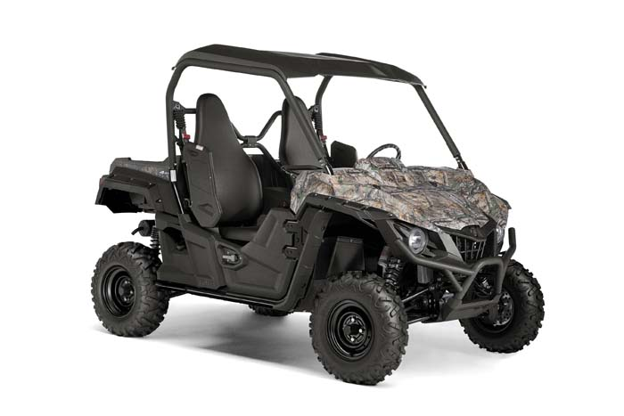 2016 Yamaha Wolverine R-Spec EPS Side by Side - Realtree® Xtra®
