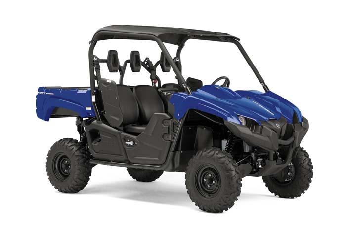 2016 Yamaha Viking EPS Side by Side - Steel Blue