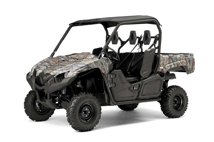2016 Yamaha Viking EPS Side by Side Realtree Xtra