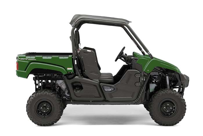 2016 Yamaha Viking EPS Side by Side - Hunter Green