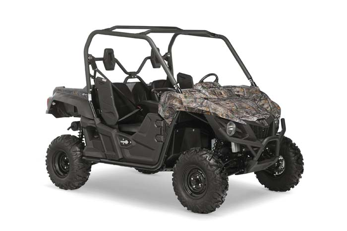 2016 Yamaha Wolverine Side by Side - Realtree® Xtra®