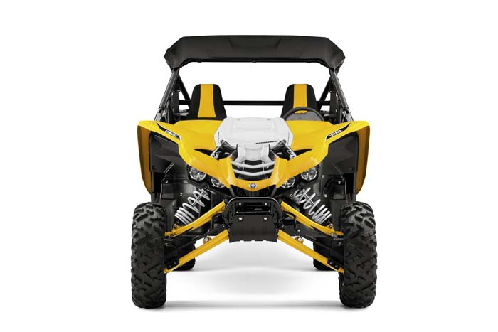 2016 Yamaha YXZ1000R SE Side by Side - Front View