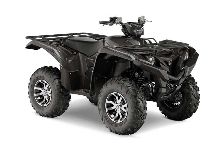 2016 Yamaha Grizzly EPS SE ATV - Right