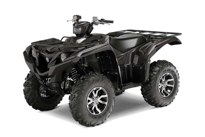 2016 Yamaha Grizzly EPS SE ATV - Front Side View