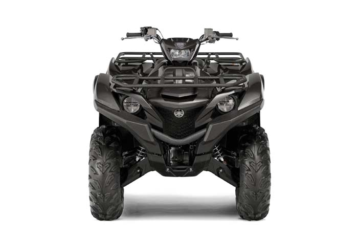 2016 Yamaha Grizzly EPS SE ATV - Front View