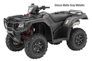 2018 Honda FourTrax Foreman Rubicon DCT 4x4 EPS ATV