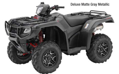 2018 Honda FourTrax Foreman Rubicon DCT 4×4 EPS ATV