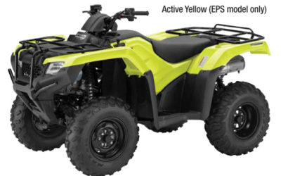 2018 Honda FourTrax Rancher Automatic DCT IRS EPS ATV