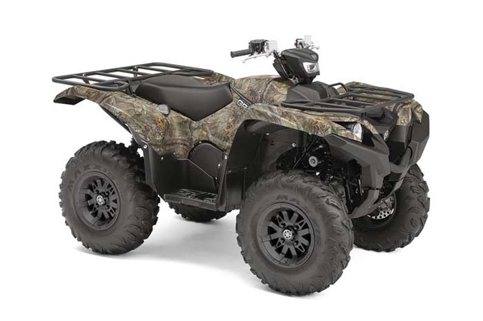 2018 Grizzly EPS ATV - Realtree Xtra