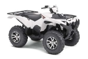 2018 Yamaha Grizzly EPS ATV