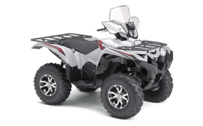 2018 Yamaha Grizzly EPS LE ATV