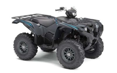 2018 Yamaha Grizzly EPS SE ATV