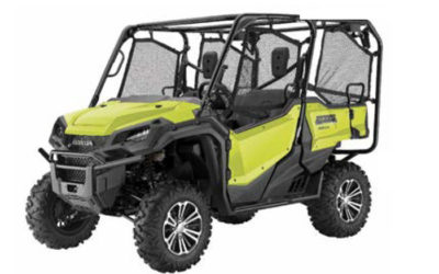 2018 Honda Pioneer 1000-5 Side by Side