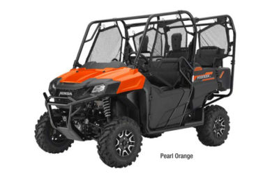 2018 Honda Pioneer 700-4 Side by Side