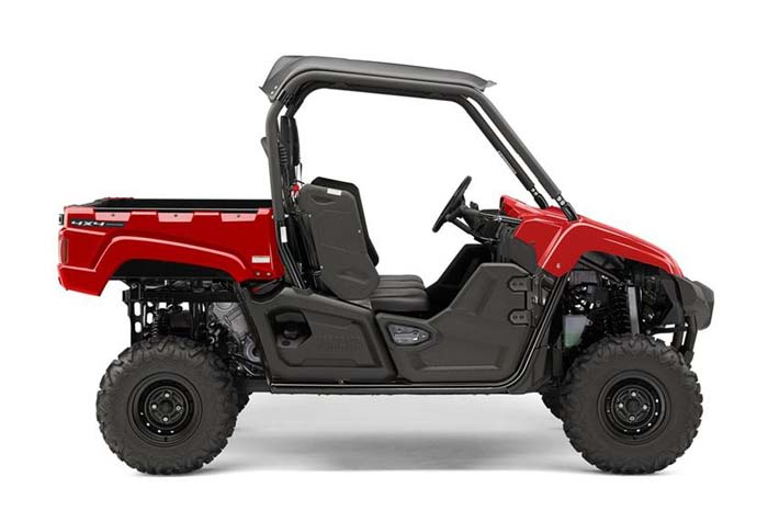 2018 Yamaha Viking EPS Side-by-Side - Red w/Suntop