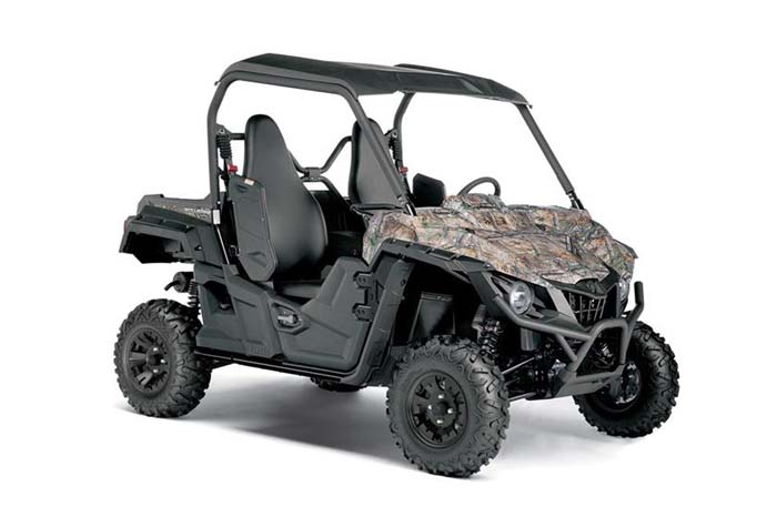 2018 Yamaha Wolverine R-Spec EPS Side-by-Side - Realtree Xtra