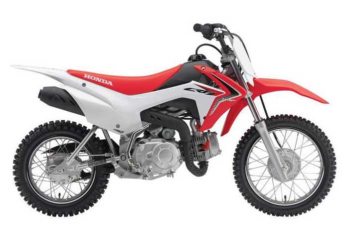 CRF110F-red