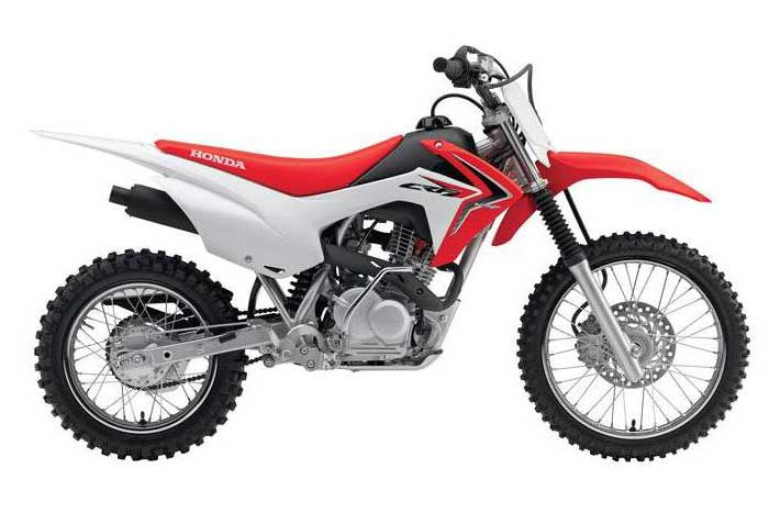 CRF125F-red