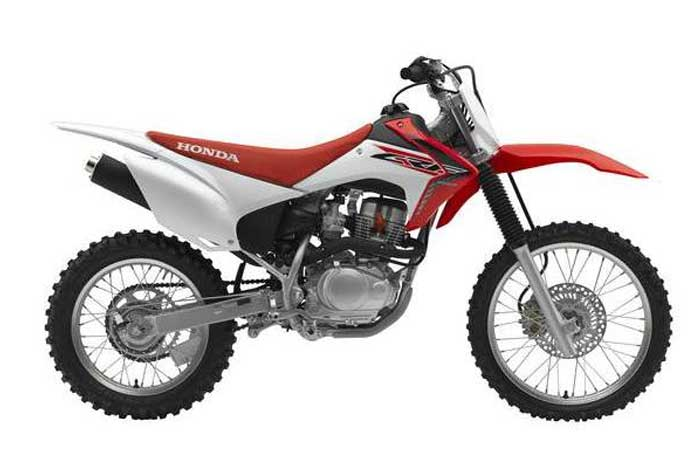 CRF150F-red