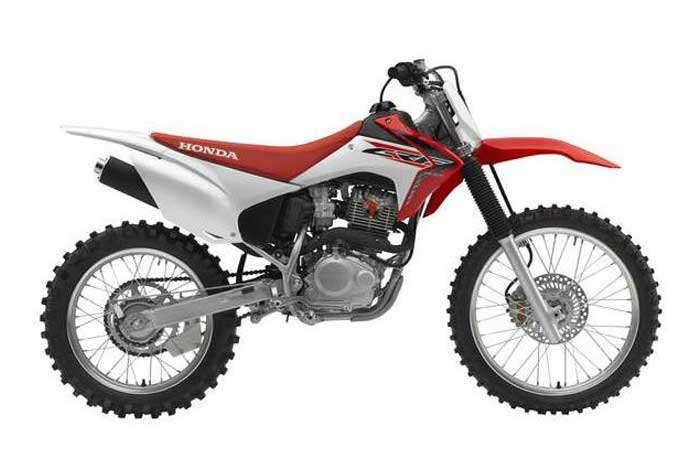 CRF230F-red