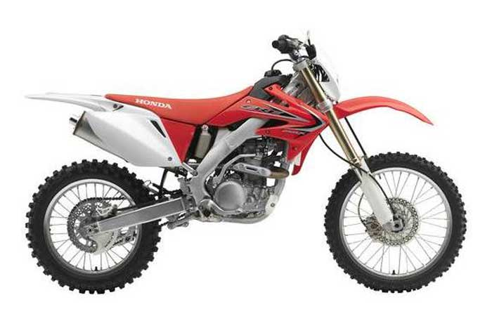 CRF250X-red