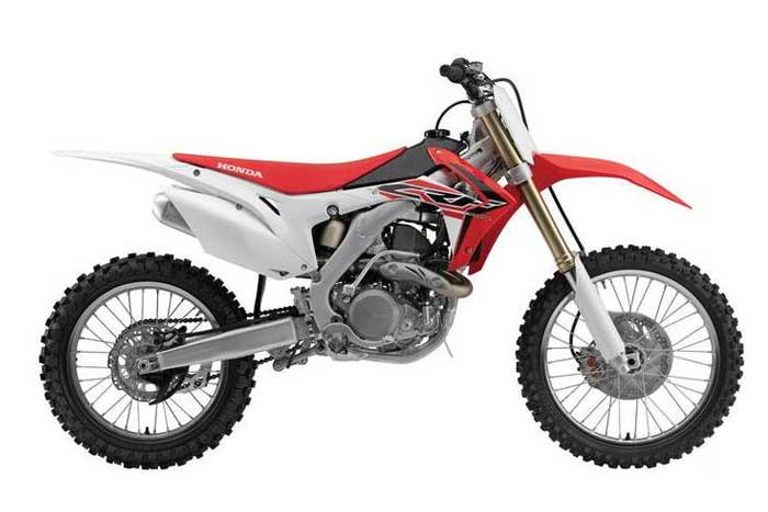 CRF450R-red