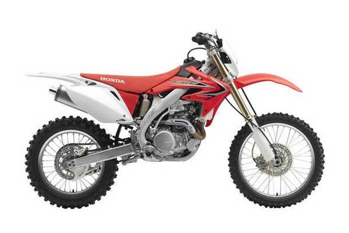 CRF450X-red
