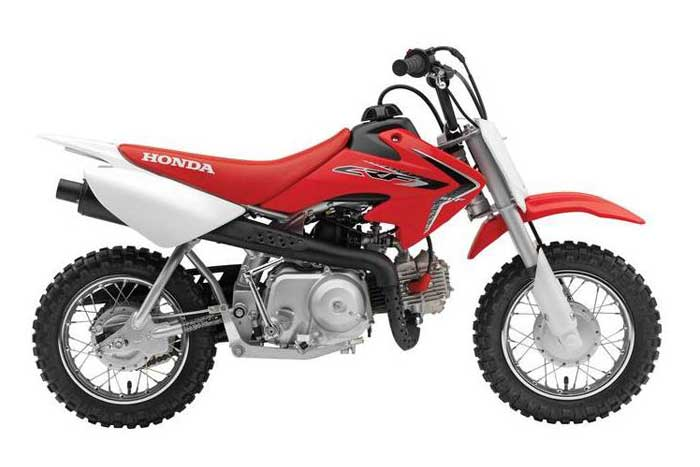 CRF50F-red