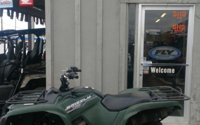 Yamaha Grizzly 700 EPS