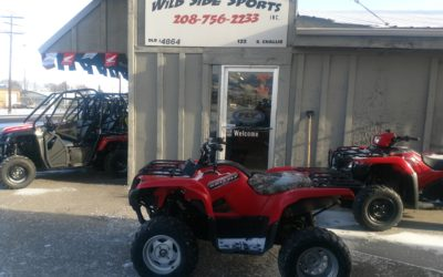 2012 YAMAHA GRIZZLY 550 BPS