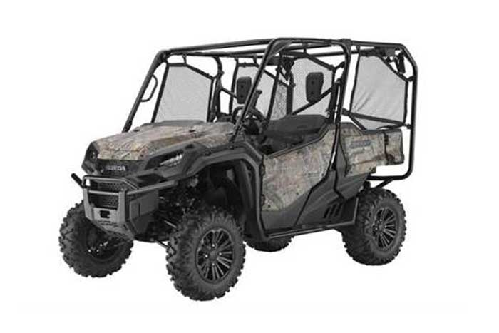 2018 Honda Pioneer 1000-5 Side by Side phantom camo