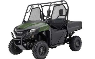 2018 Honda Pioneer 700 Side by Side