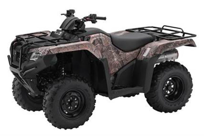 Camo 2018 FourTrax Rancher Automatic DCT with EPS