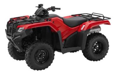 2018 Honda FourTrax Rancher Automatic DCT EPS ATV