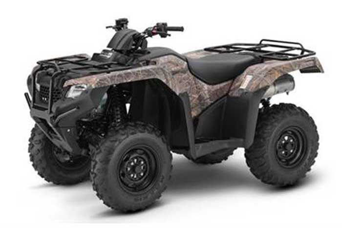 FourTrax Rancher Automatic DCT IRS EPS camo