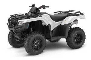 2016 Honda FourTrax Rancher Automatic DCT IRS EPS ATV