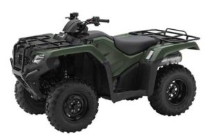 2016 Honda FourTrax Rancher 4x4 ESP ATV