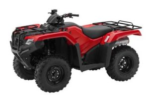 2016 Honda FourTrax Rancher 4x4 EPS ATV