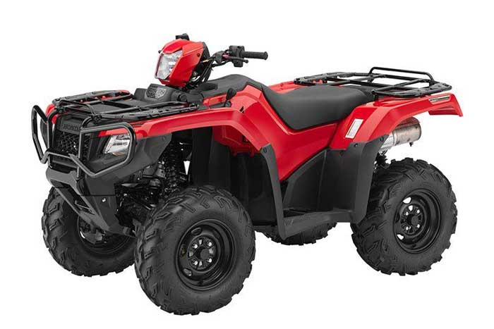 2016 Honda FourTrax Foreman Rubicon DCT 4×4 EPS ATV