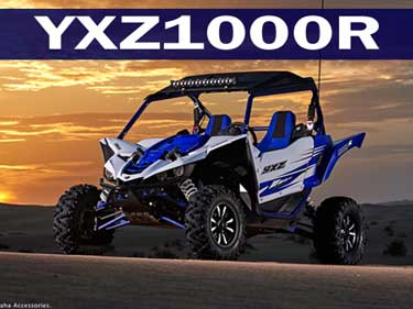 Yamaha YXZ1000R Side by Side