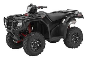 2016 Honda FourTrax Foreman Rubicon 4x4 EPS ATV