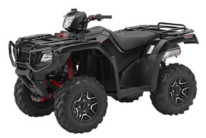 2016 Honda FourTrax Foreman Rubicon 4×4 EPS ATV