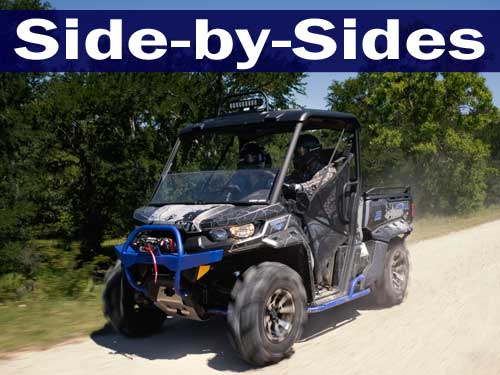 Can-am Side by Sides