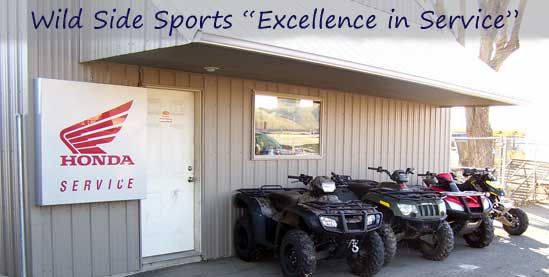 Wildside Sports Service Department