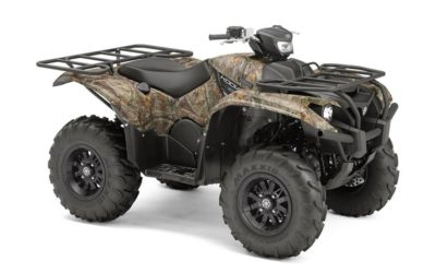 2018 Yamaha Kodiak 700 EPS ATV