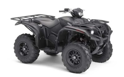 2018 Yamaha Kodiak EPS SE ATV