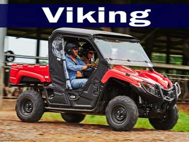 Yamaha 2016 Viking Side by Side